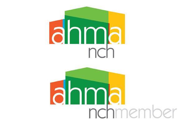 AHMA-NCH logo by Alvalyn Lundgren