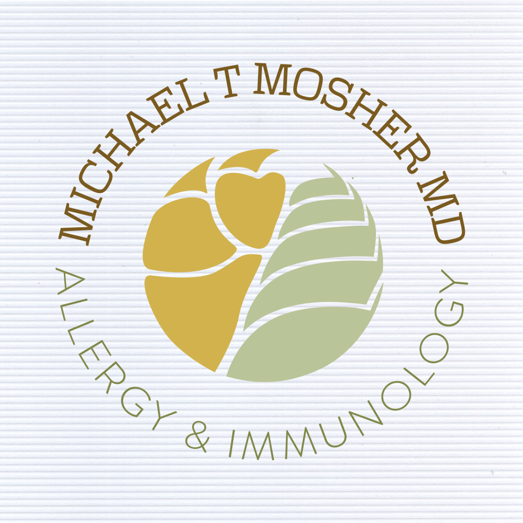 Mosher Allergy Identity by Alvalyn Lundgren