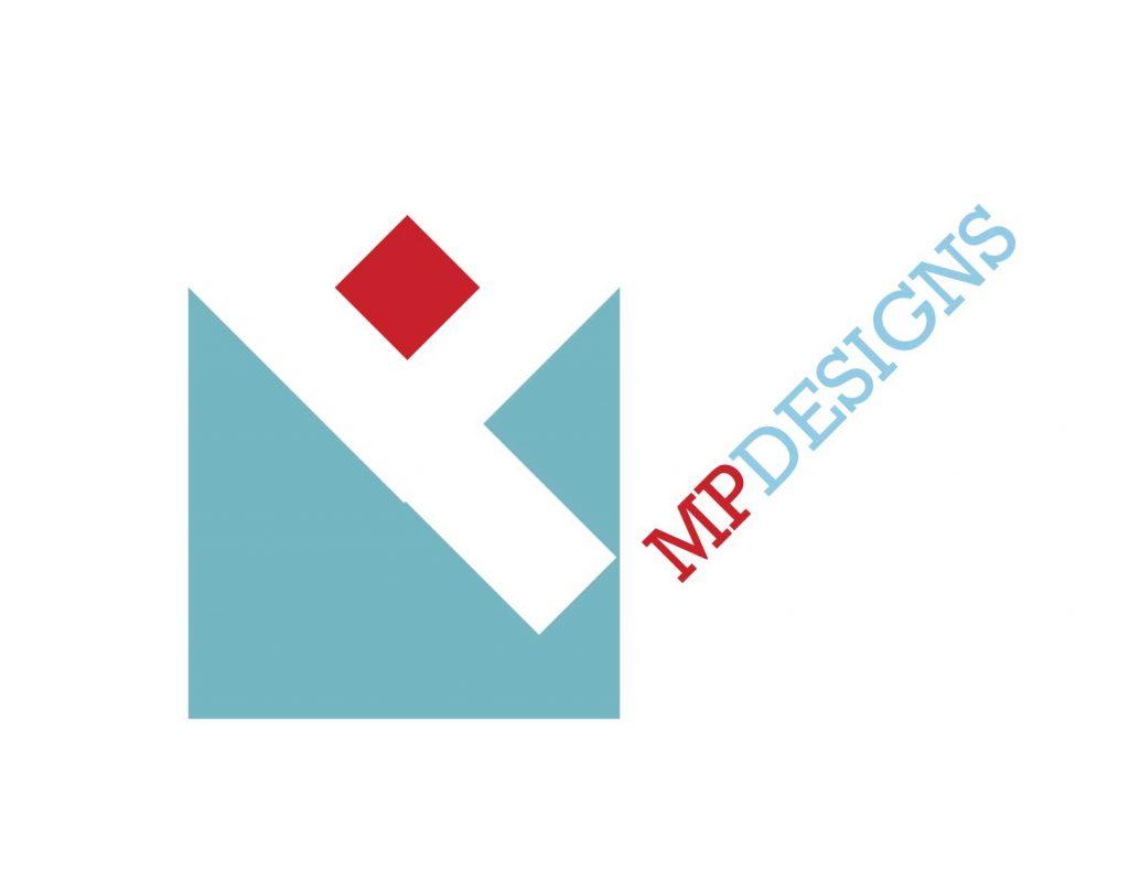 MP Designs Logo by Alvalyn Lundgren